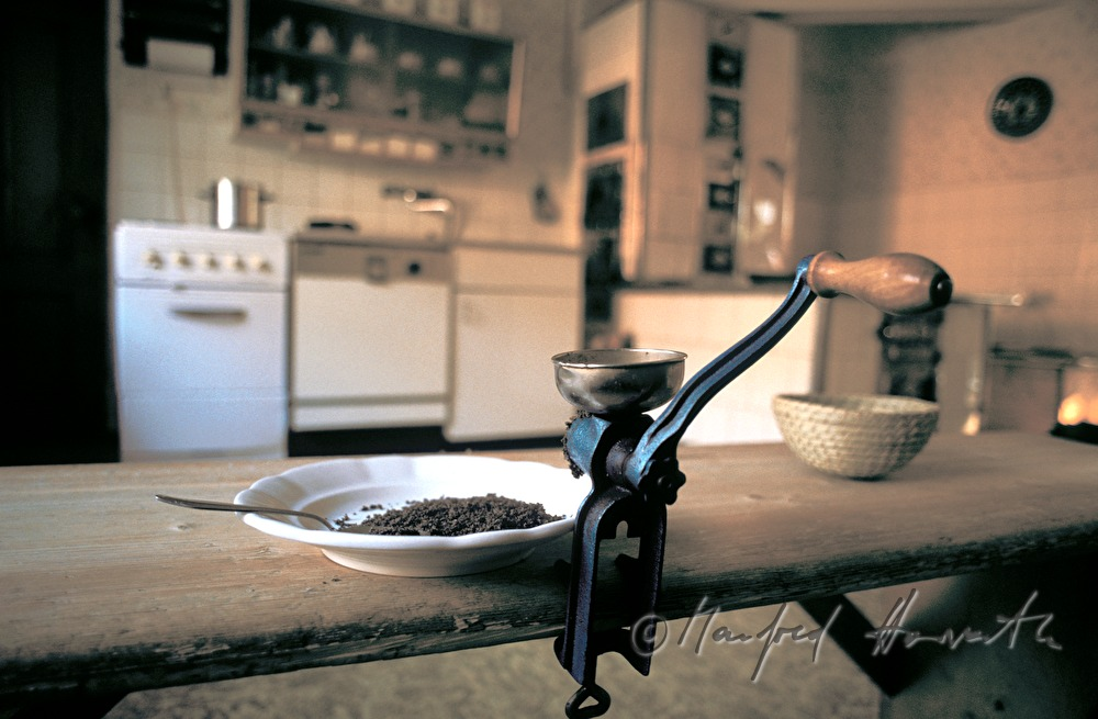 Küche mohnmühle